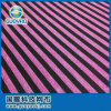 Poliestere e Spandex Elastic Stretch Fabric per Fashionable Garment