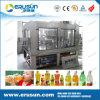 Linha de enchimento da bebida automática do gás de frasco do animal de estimação 0.5liter