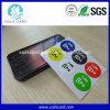 Etiqueta engomada de papel de Nfc de la impresión de la fabricación para el teléfono móvil