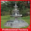 Каменный мраморный высекая мраморный фонтан воды (WF016)