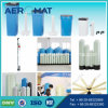 Tanque ácido/Alcalóide-Resistente do emoliente do filtro de FRP