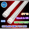 3year Warranty Epistar Chip G13 9-45W T8/T5 LED Tube Light