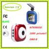 Minikamera-privates vorbildliches Panda-Augen-Auto DVR909