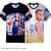 T-shirt estampé par sublimation de 2016 modes pour les hommes de sports (A051)