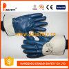 Volledig Met een laag bedekt van het Nitril van Ddsafety 2017 Werkende Handschoenen