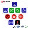 Etiqueta especialmente diseñada RFID de 13.56 NFC para los media sociales
