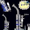 Waterpijp van de Waterpijpen van het Water van het Glas van Multifuncation de Demonteerbare