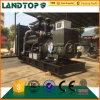 Generatorset des Dieselmotors 125kVA der China-Fabrik geöffnetes