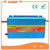 Carregador de bateria aprovado de Suoer RoHS 40A 12V (MA-1240A)
