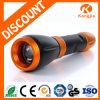Super helle konvexes Objektiv-Fackel-Taschenlampe nachladbares Multitool LED-Plano