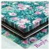 Flor de la servilleta de papel
