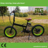 Cool Electric Lithium Folding Bike com Fat Tire