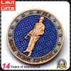 Moneda conmemorativa de encargo del recuerdo del metal de la moneda del honor de la alta calidad
