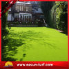 Het populaire Gras van het Tapijt van het Gras van het Gras van de Decoratie van het Gebruik Dikke Kunstmatige Synthetische