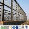 Costruzione domestica prefabbricata Workshp della struttura d'acciaio o magazzino
