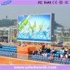 El panel de visualización al aire libre de LED del alto brillo de la INMERSIÓN P16 para hacer publicidad