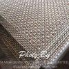 Maille verre-métal stratifiée avec la maille d'acier inoxydable