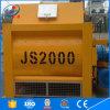 Betonmischer-Maschinen-Preis der China-Doppelwelle elektrischer Js Serie Higj QualitätsJs2000 in Indien