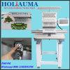 Pista doméstica automática de la chamusquina de la máquina del bordado de la camiseta de China que digitaliza con 15 agujas de alta velocidad