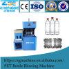 Heiße Kammer-halb automatische Haustier-Flaschen-Blasformen-Maschine des Verkaufs-4/halb automatisches Haustier-durchbrennenmaschine