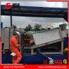 Máquina de desecación del tratamiento del lodo de las aguas residuales