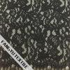 Tela de nylon do laço do algodão popular de Pattem da flor