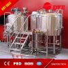 cervejaria da cerveja do aquecimento de vapor 1000L
