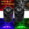 luz principal móvil de la viga del profesional 60W LED de 4in1 RGBW