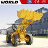 De Chinese Hydraulische Nieuwe Lader van het Wiel van 5 Ton Voor voor Verkoop