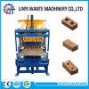 Machine de fabrication de brique de verrouillage de la saleté Wt4-10 hydraulique automatique