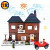 Wohnanlage-Plastik blockt Spielzeug für Kinder