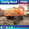 Excavador usado original de la rueda de Doosan Dh150W-7 de las buenas condiciones
