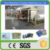 Sgs-bester Qualitätshochgeschwindigkeitskleber-Papierbeutel, der Maschine herstellt