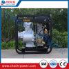 Pompe à eau diesel de début de clé de 6 pouces pour l'irrigation