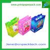 A annoncé le sac de papier estampé de sac de cadeau de sac de sac mignon de sucrerie