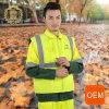 Vêtements de travail de nettoyeur de sûreté d'OEM, usure r3fléchissante de travail de nettoyeur de sûreté