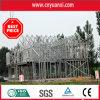 Estructura de acero de la prueba de Certificatedearthquake del CE para el chalet