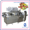 Automatische Candy Bar Wrapping Machine Candy Wrapper Machine