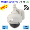 IP Camera de Wanscam Hw0038 Fixed Lens 4mm Outdoor Waterproof Dome Wireless Wired True Color HD 1MP H. 264