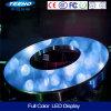 Diodo emissor de luz elevado Display Board de Contrast e de Brightness P6 Indoor