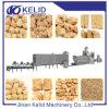 Linha vegetal industrial automática da transformação de produtos alimentares da proteína