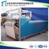 Filtre-presse de asséchage conçu neuf de courroie de cambouis économiseur d'énergie
