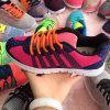 L'élève neuf d'arrivée tissé folâtre l'espadrille de chaussures de chaussure
