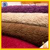 China-Großverkauf-Polyester-normale Farben-gestricktes Gewebe Sherpa einschlaggewebe 100%