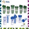 Дешевые многоразовые свободно образцы опорожняют пластичные оптовые бутылки воды