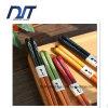 Bacchette di legno di disegno di stile giapponese 5 dei pesci creativi di colore impostate
