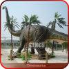 Im Freiendinosaurier Animatronic vorbildlicher Dinosaurier
