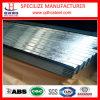 波形の金属によって電流を通される亜鉛屋根ふきシート