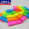 Zelfklevende Nota's van de Nota's van de groothandelaar pasten de Kleverige Kleverige Nota's aan