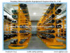 Magazzino Storage Steel Cantilever Rack per Long e Irregular Goods